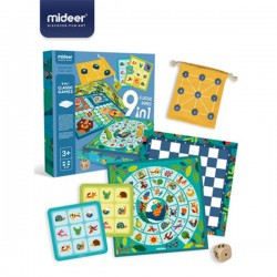 Mideer 9 in 1 Classic Game