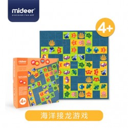 Mideer Block Game Ocean Adventure