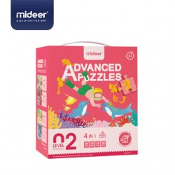 Mideer Advanced Puzzle 02B