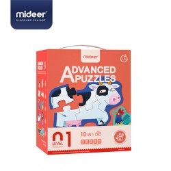 Mideer Advanced Puzzle 01