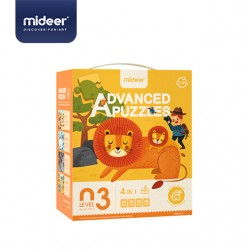 Mideer Advanced Puzzle 03