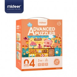 Mideer Advanced Puzzle 04B