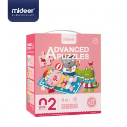 Mideer Advanced Puzzle 02