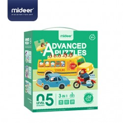Mideer Advanced Puzzle 05