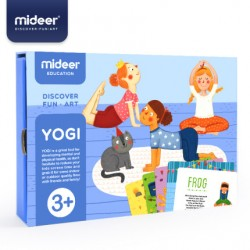 Mideer Yogi Card Game