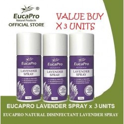EucaPro Lavender Spray (100gm x 3units)