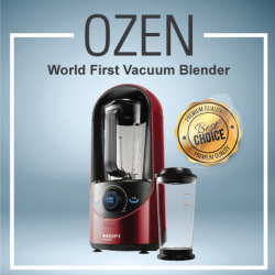 Ozen Vacuum Blender (Red)