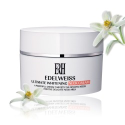 ERH Edelweiss Ultimate Whiteninte Neck Cream 30ML