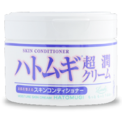Loshi Skin Conditioner Moisture Skin Cream Hatomugi 220g