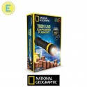 [STEM] National Geographic Science Magic Coin Powered Flashlight Amazing Scientific Application Educational Toys