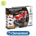 [STEM] Clementoni Science and Play Mech Lab Monster Trucks Mechanical Educational Toys