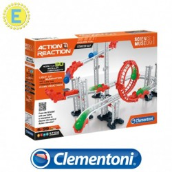 [STEM] Clementoni Science and Play Action and Reaction Starter Set  Science Kits Educational Toys