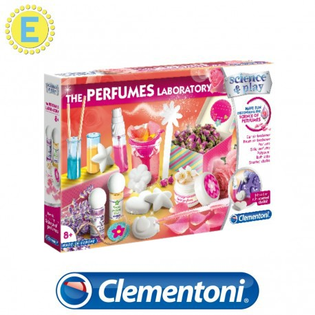 [STEM] Clementoni Science and Play The Perfumes Laboratory Science Kits Educational Toys