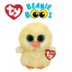 Ty Plush Toys (Malaysia Official) Beanie Boos Regular Lemon Drop the Chick Soft Toys