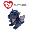 Ty Plush Toys (Malaysia Official) Flippables Regular Kate the Sequin Dragon Sequins Soft Toys