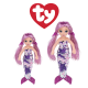 Ty Malaysia Official Ty Sea Sequin Regular and Medium Lorelei the Sequin Purple Mermaid Sequins Soft Toys