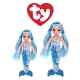 Ty Malaysia Official Sea Sequin Regular and Medium Indigo the Sequin Blue Mermaid Sequins Soft Toys