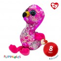 Ty Plush Toys (Malaysia Official) Flippables (Multiple Size) Pinky The Sequin Pink Flamingo Sequins Soft Toys