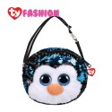 Ty Fashion (Malaysia Official) Sequins Sling Purse Waddles the Penguin Accessories Bags