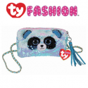 Ty Fashion (Malaysia Official) Sequins Square Purse Bamboo The Panda Accessories Bags