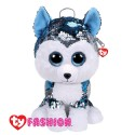 Ty Fashion (Malaysia Official) Slush the Husky Sequins Backpack (Large)
