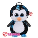 Ty Fashion (Malaysia Official) Sequins Backpack (Large) Waddles the Penguin Accessories Backpacks