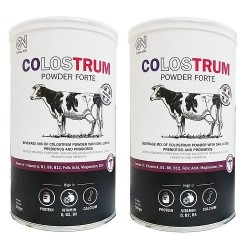 Colostrum Powder Forte (Set 2 Bottles)