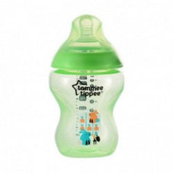 Tommee Tippee Tinted Bottle 260ml/9oz (Green)