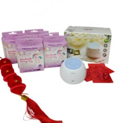 Spectra M1 Double Breast Pump + FREE Gifts [2 Years Service Warranty]