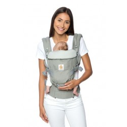 [9-15 Nov] Ergobaby Carrier Original Adapt (Pearl Grey) + FREE RM11 Gift Voucher
