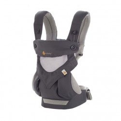 Ergo Baby Carrier Performance 360 (Cool Air Carbon Grey)