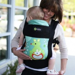 Boba Baby Carrier 4G (Kangaroo) + FREE Baby Wipes