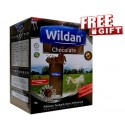 Wildan Goat's Milk (Chocolate) 1kg (Free Gift)