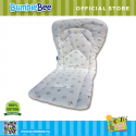 Bumble Bee Stroller Pad (Knit Fabric)