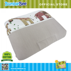 Bumble Bee Comforter (Knit Fabric)
