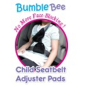 Bumble Bee Baby Safe Seat Belt Adjuster
