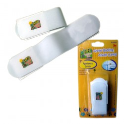 Bumble Bee Appliance Latch White - 2 pcs/pack (51050)