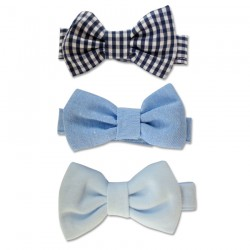 Bumble Bee 3pcs Baby Bow Ties Set (XLA0029)