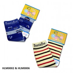 Bumble Bee Hand & Leg Warmers (2 packs) (HLM0002 & HLM0006)