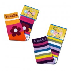 Bumble Bee Hand & Leg Warmers (2 packs) (HLM0004 & HLM0010)