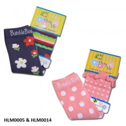 Bumble Bee Hand & Leg Warmers (2 packs) (HLM0005 & HLM0014)
