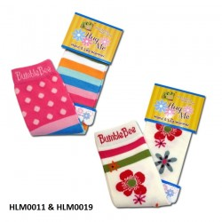Bumble Bee Hand & Leg Warmers (2 packs) (HLM0011 & HLM0019)