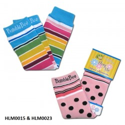 Bumble Bee Hand & Leg Warmers (2 packs) (HLM0015 & HLM0023)