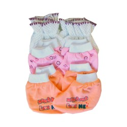 FIFFY Mittens & Bootees (3pairs/set) -19468480