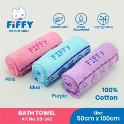 FIFFY BABY BATH TOWEL (1 PCS) - 19468210