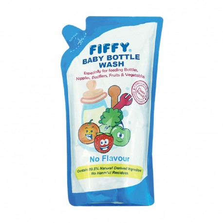 FIFFY Bottle Wash- Refill Pack ( No Flavour)