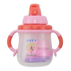 FIFFY 4ways Baby Training Cup (300ml) - 98-138'
