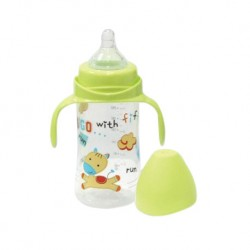 FIFFY PP Wide neck Bottle with handle 240ml