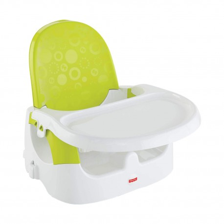 Fisher Price Quick-Clean 'n Go Portable Booster for Children Kids
