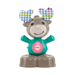 Fisher Price Linkimals Musical Moose Music and Sounds Early Development Electronics Toys